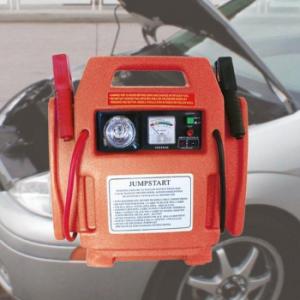 Carpoint Jumpstarter met Compressor