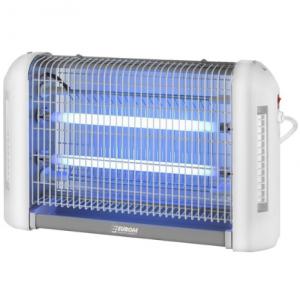 Eurom Insectendoder - vliegenlamp Fly Away 16-2 - 2x8 Watt - UV 100m²