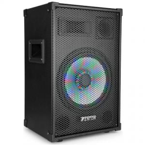 Fenton TL10LED 500W Passieve 10 Speaker met LED UFO lichteffect