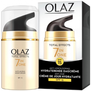 Olaz Total Effects - 7in1 Anti-Veroudering SPF15 - Dagcrème