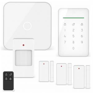 ELRO AS90S Home+ Slim Draadloos beste huis Alarmsysteem