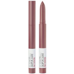 Maybelline SuperStay Ink Crayon Matte Lippenstift - 15 Lead the Way - Nude - Beste langhoudende lippenstift