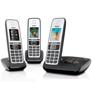 Gigaset A670A - Trio DECT telefoon