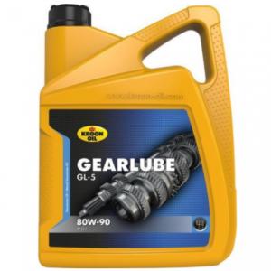 Kroon-Oil Gearlube GL-5 80W90 5L